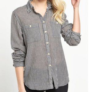 RALPH LAUREN Denim & Supply Gingham Shirt